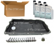 Oil change kit for BMW 8HP45/70 (GA8HP45Z & GA8HP70Z)